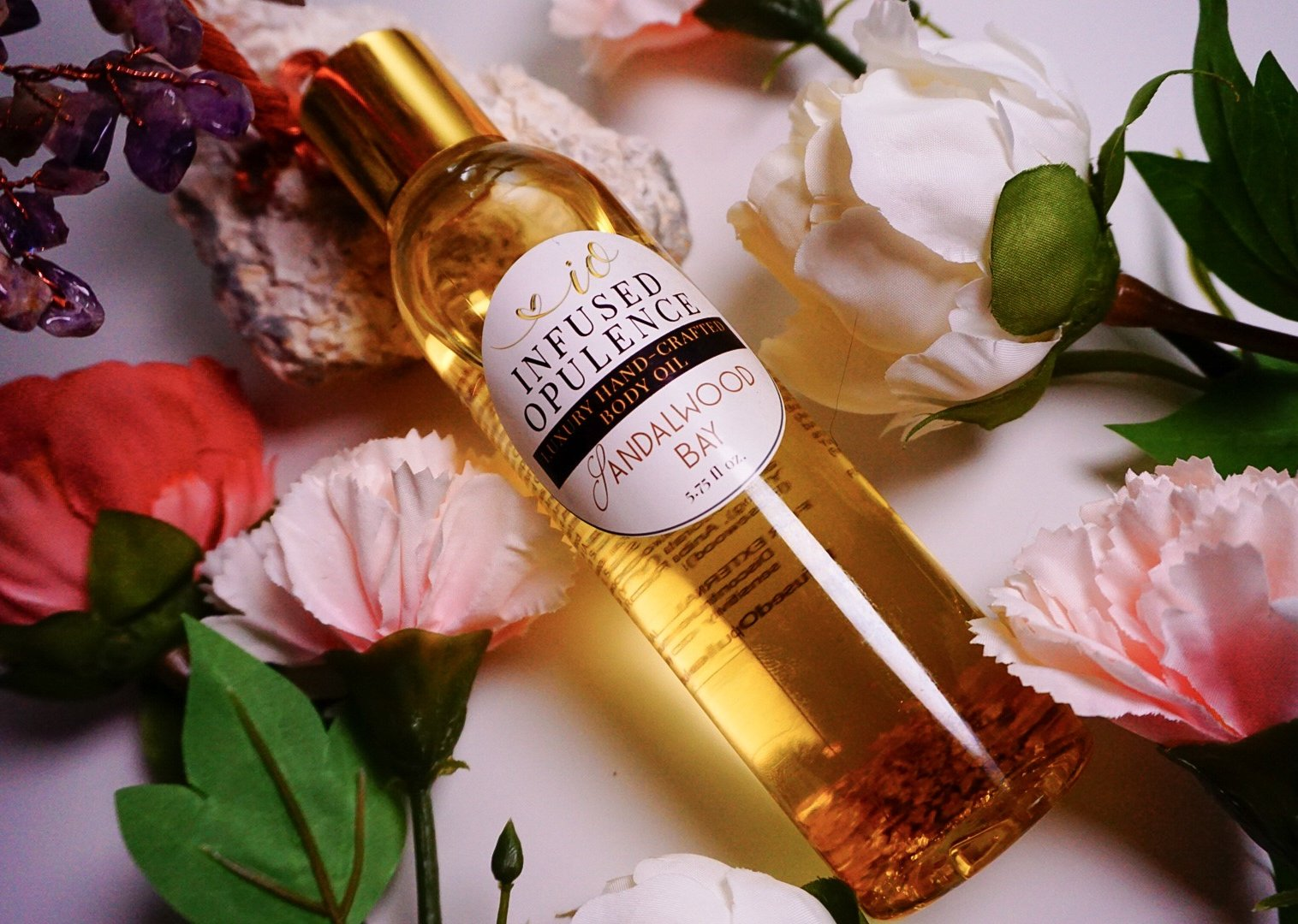 Infused Opulence Body Oil