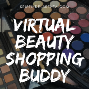 virtual beauty shopping buddy
